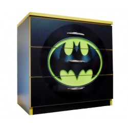 Comoda 3 sertare Batman