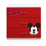 Comoda 3 sertare Mickey