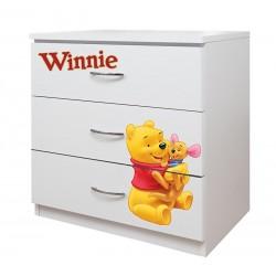 Comoda 3 sertare Winnie