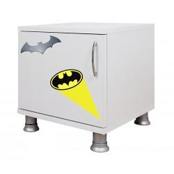 Noptiera cu usa Batman