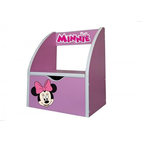 Bancuta Minnie cu lada de  depozitare
