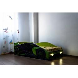 Pat masina Hulk cu lumini