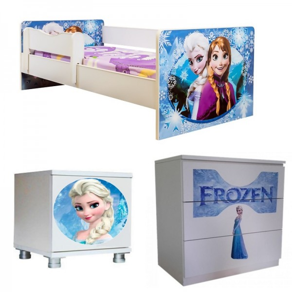 Promo pat junior Frozen mobilier