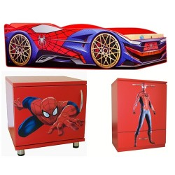 Promo mobilier Spiderman