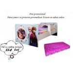 Promotie Pat junior personalizat Frozen
